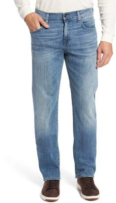 7 For All Mankind Luxe Performance - Carsen Straight Leg Jeans