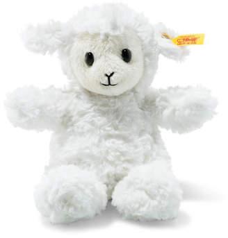 Steiff Fuzzy White Lamb Soft Toy
