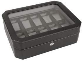 Wolf Viceory 10-Piece Watch Storage Box