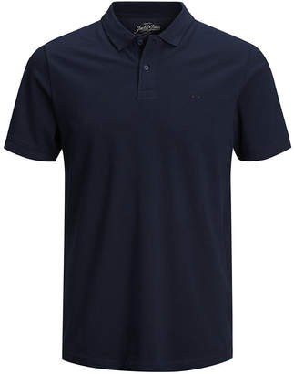 Jack and Jones Men's Slim Fit Basic Polo