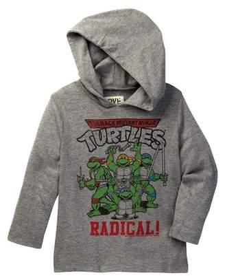 Junk Food Clothing Teenage Mutant Ninja Turtles Radical! Hooded Tee (Toddler Boys)
