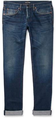 Tom Ford Slim-Fit Selvedge Denim Jeans