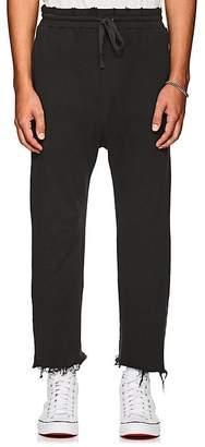 R 13 Men's Cotton Terry Crop Sweatpants