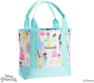 Pottery Barn Kids Mackenzie Aqua Disney Princess Luggage