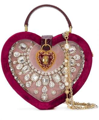 Dolce & Gabbana My Heart shoulder bag