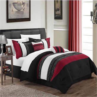 Carlton CHIC HOME Chic Home 6-pc. Comforter Set