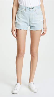 Rag & Bone Justine High Rise Shorts