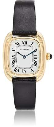Cartier Vintage Watch Women's 1970s Lady Gondole Watch