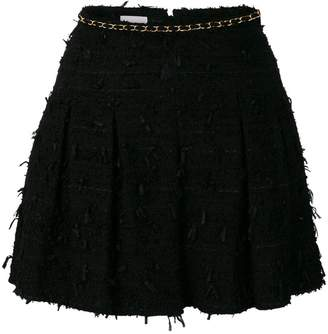 Edward Achour Paris frayed skirt