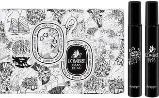 Diptyque L'Ombre and Do Son perfume oil roll-on set