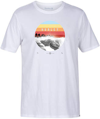 Hurley Men's Dusk Graphic Cotton T-Shirt