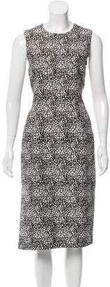 Prabal Gurung Printed Sleeveless Dress w/ Tags