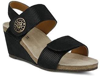 Spring Step Women's Naila Wedge Sandal