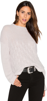 Inhabit Mix Stitch Sweater $517 thestylecure.com
