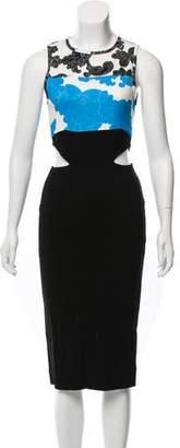 Tanya Taylor Connor Cutout Dress w/ Tags