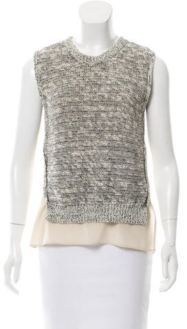 3.1 Phillip Lim 3.1 Phillip Lim Layered Sleeveless Top