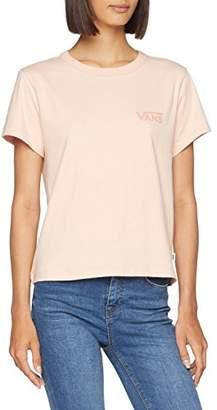 7a4c8d7e at Amazon.co.uk · Vans Vans_Apparel Women's Tone V T-Shirt,X-Large