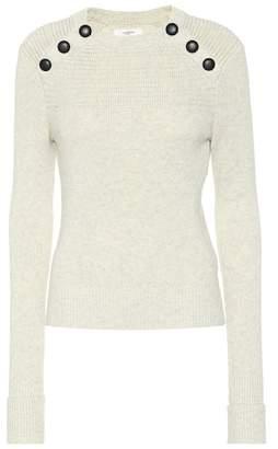 Etoile Isabel Marant Isabel Marant, Étoile Koyle cotton and wool sweater