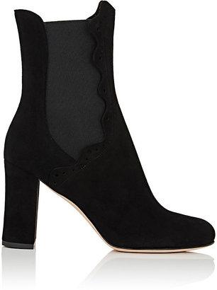 Derek Lam Women's Noor Chelsea Boots-BLACK $950 thestylecure.com