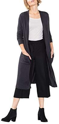 Esprit Women's 106EE1J002 Soft Stretch Jersey Coat, - (Manufacturer size: Medium)