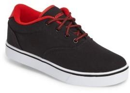Boy's Heelys 'Launch' Skate Sneaker $50 thestylecure.com