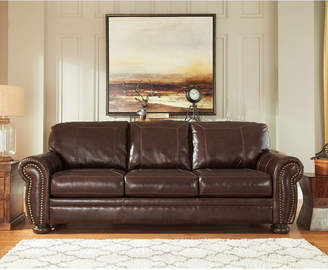 ... Signature Design By Ashley Banner Queen Sofa Sleeper