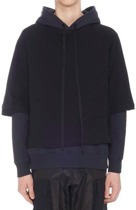 Taverniti So Ben Unravel Project introh T Brushed Hoodie