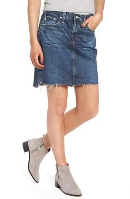 52cc1744080 Ag Jeans Denim Skirt Skirt - ShopStyle