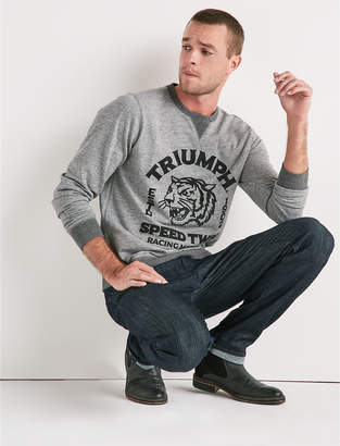 Lucky Brand TRIUMPH SWEATSHIRT