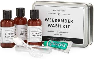 Neiman Marcus Men's Society Weekender Wash Kit