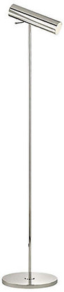 AERIN Lancelot Pivoting Floor Lamp - Polished Nickel