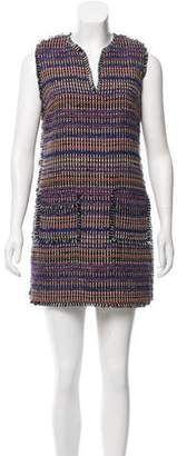 Rachel Zoe Tweed Mini Dress