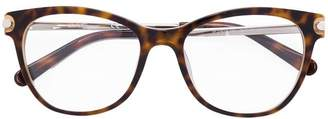 Salvatore Ferragamo Eyewear cat eye-frame optical glasses