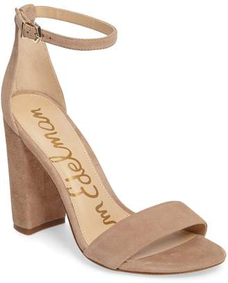 cbf86189e40 Sam Edelman Yaro Ankle Strap Sandal - ShopStyle