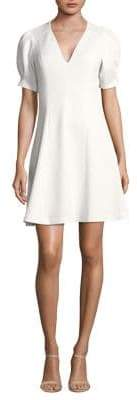 Rebecca Taylor Stretch Textured Dress