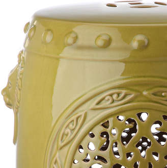 Safavieh Flower Drum Indoor/Outdoor Garden Stool