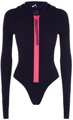 Puma Fenty Hooded Zip-Up Bodysuit