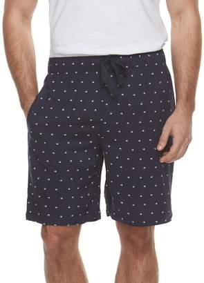 Chaps Men's Printed Sleep Shorts