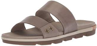 Sorel Women's TORPEDA Slide II Flat Sandal