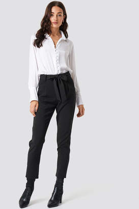 Glamorous Culotte Belted Pants