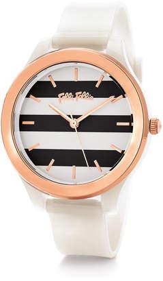 Folli Follie (フォリフォリ) - Club Riviera Medium Case Plastic Watch