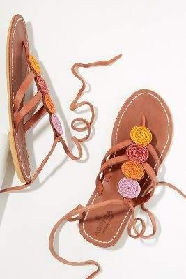 Aspiga Komosa Leather Sandals