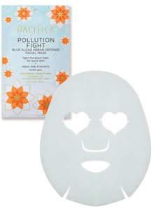 Pacifica Pollution Fight Blue Algae Urban Defense Facial Mask