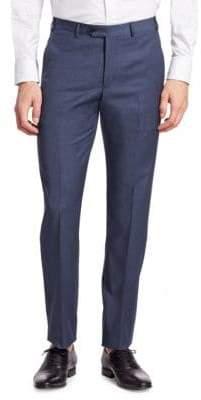 Emporio Armani Wool Dress Pants