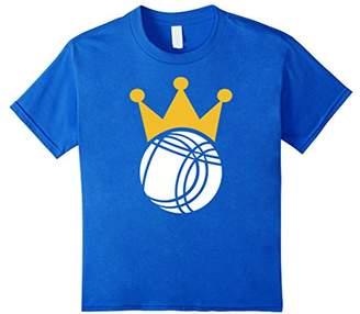 Boule petanque crown T-Shirt