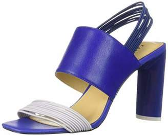 Katy Perry Women's The Corry-Mini Elast. Strch/SM.TMBLD Heeled Sandal