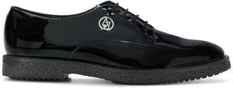 Armani Jeans lace-up shoes