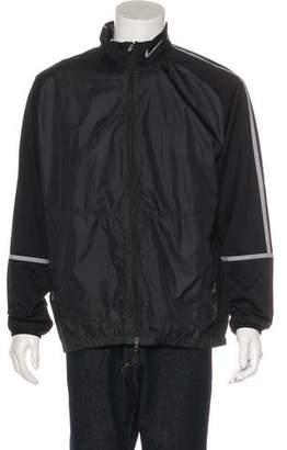 Nike Windbreaker Zip-Up Jacket