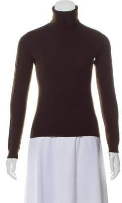 Ralph Lauren Cashmere Lightweight Turtleneck Sweater