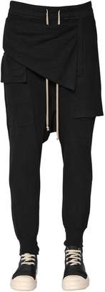 Rick Owens Drkshdw Light Cotton Jersey Sweatpants